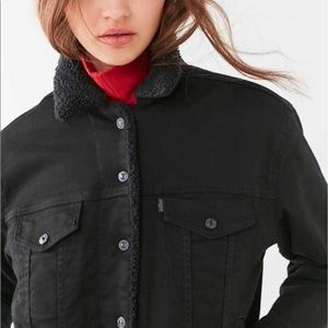 Levi's Ex-boyfriend Sherpa Jacket